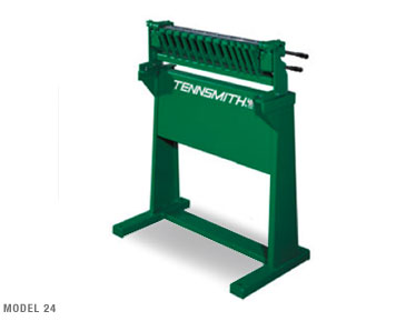 Tennsmith Cleat Bending machine