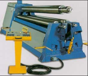 Model AH 3 Roll Bending Machine | Akyapak roll bending machine