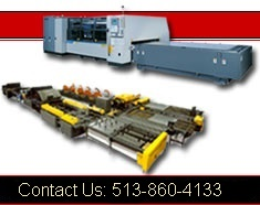 Here at CPM we represent machinery for all of your sheet metal fabrication needs - everything from hand tools to lasers , coilines to brakes, notchers to ironworkers and much more. Please give us a call or glance through CINCINNATI Precision Machinery 's site for all your sheet metal fabrication needs.