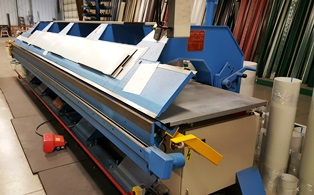 jorns ch4932 folding machine